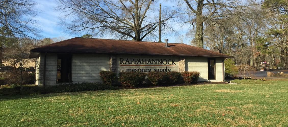 Rappahannock Masonry Supply Office