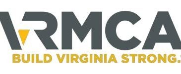 Virginia ready mix concrete association logo